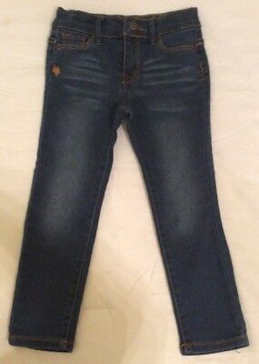 NWOT Lucky Brand Toddler Size~ 4T Zoe Jegging Skinny Jeans Authentic Stretch
