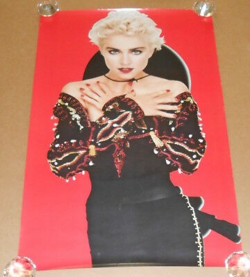 Madonna You Can Dance Poster 2-Sided Original 1987 Promo 35x23