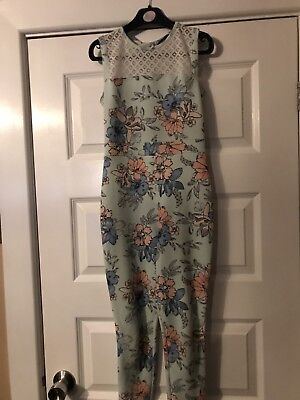 Girls Candy Couture Jumpsuit Age 9