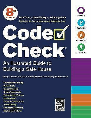 Code Check: An Illustrated Guide to Building a Safe House (Spiral Bound, Comb or