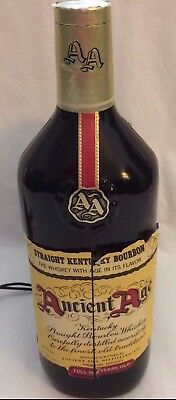 Ancient Age Straight Kentucky Bourbon Motion Sign