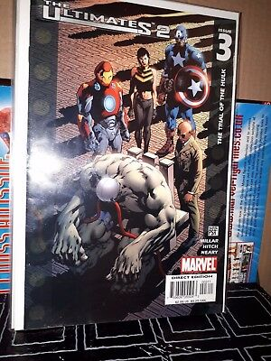 Marvel Ultimate Comics The Ultimates 2 #3 1st Print VF/NM-