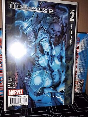 Marvel Ultimate Comics The Ultimates 2 #2 1st Print VF/NM-