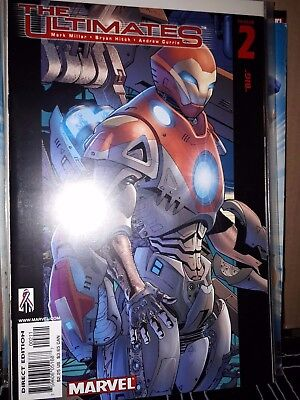 Marvel Comics The Ultimates Issue #2 1st Print VF/NM-