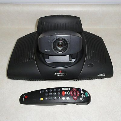 Polycom ViewStation Video Conferencing Station, Model PVS-14XX with Remote