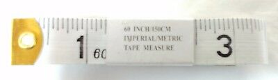 "Sewing Tape Measure 60"" 150cm Dressmaking Taylor Tailor Measuring Rule Tayloring"