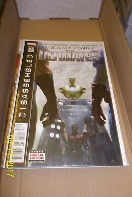Marvel Comics Ultimate Comics The Ultimates #28 1st Print VF/NM-
