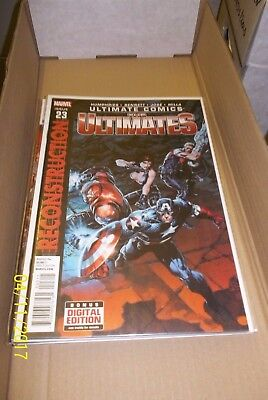 Marvel Comics Ultimate Comics The Ultimates #23 1st Print VF/NM-
