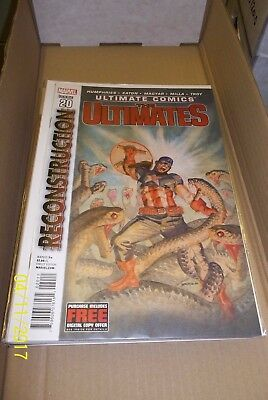 Marvel Comics Ultimate Comics The Ultimates #20 1st Print VF/NM-