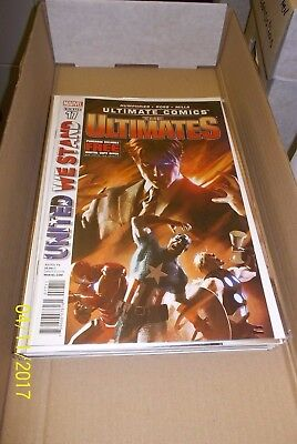Marvel Comics Ultimate Comics The Ultimates #17 1st Print VF/NM-