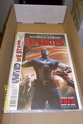 Marvel Comics Ultimate Comics The Ultimates #16 1st Print VF/NM-