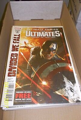 Marvel Comics Ultimate Comics The Ultimates #13 1st Print VF/NM-