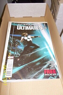 Marvel Comics Ultimate Comics The Ultimates #12 1st Print VF/NM-