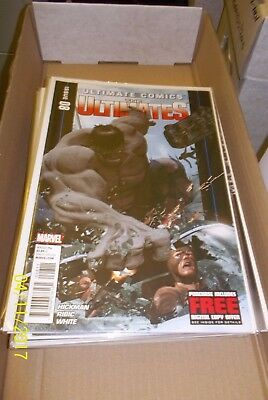 Marvel Comics Ultimate Comics The Ultimates #8 1st Print VF/NM-
