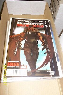Marvel Comics Ultimate Comics The Ultimates #7 1st Print VF/NM-