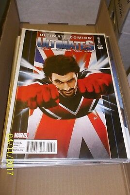 Marvel Comics Ultimate Comics The Ultimates #6 1st Print VF/NM-