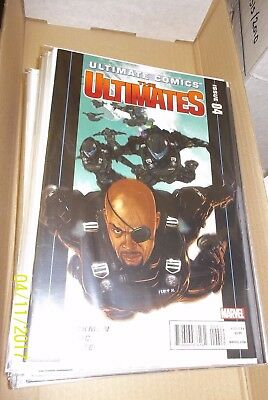 Marvel Comics Ultimate Comics The Ultimates #4 1st Print VF/NM-
