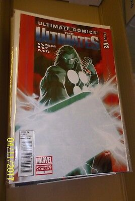 Marvel Comics Ultimate Comics The Ultimates #2 3rd Print 1st Print VF/NM- RARE