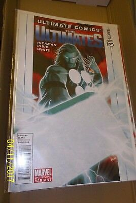 Marvel Comics Ultimate Comics The Ultimates #2 2nd Print 1st Print VF/NM- RARE