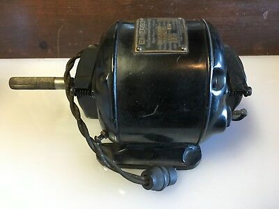 Antique Emerson 1/30 HP electric motor n. 1062403 1 phase sewing machine motor?