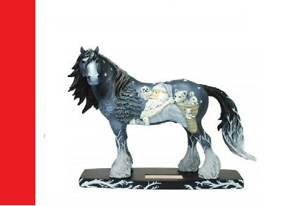 Horse of Different Color WOODLAND SANTA - FIGURINE - 2010 - Discontinued!