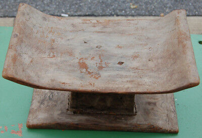 Antique Wooden African Stool