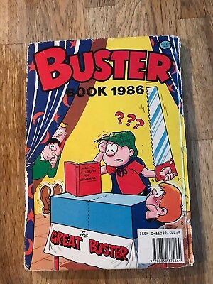 Buster Annual 1986 Unclipped