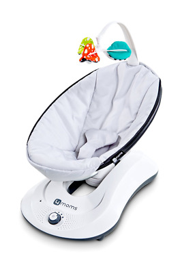 Infant Washable Seat Fabric Swing Rockaroo Removable Baby Basket ,Classic Grey