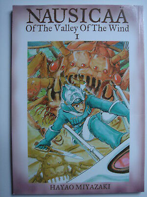 Hayao Miyazaki - Nausicaa of the Valley of the Wind Volume 1