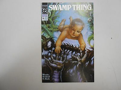 Swamp Thing #96! (1990, DC)! NM9.6+! Super high grade copper age DC! LOOK!