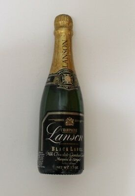 Empty Champagne Bottle With Removal Cork At Bottom