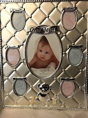 Lexox Childhood Memory First Year Picture Frame