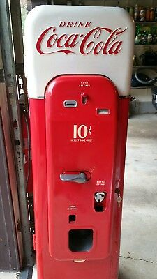 Original Vendo 44 Coca-Cola Machine