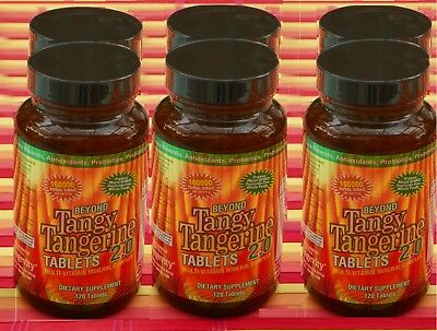 Sirius BTT 2.0 120 Tablets 6 Pack by Youngevity