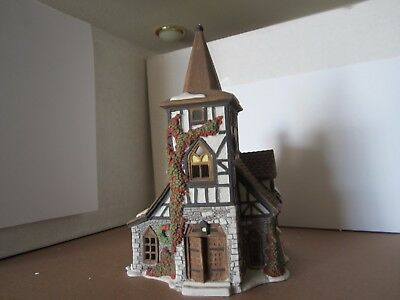 Dept 56 Dickens Village Old Michael Church #55620 Never Displayed