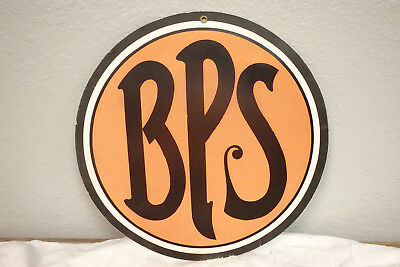 Vintage paper BPS Best Paint Sold hardware store advertising