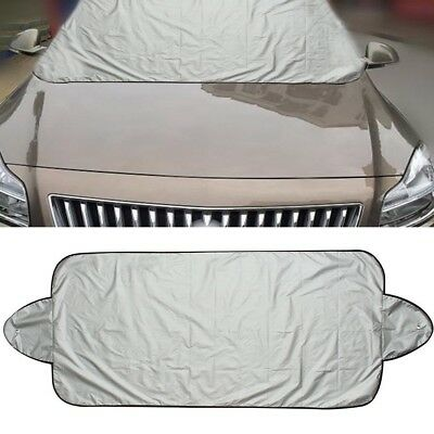 Auto Cars Smart Windshield Protection Cover UV Snow Ice Frost Sun Shade Shield