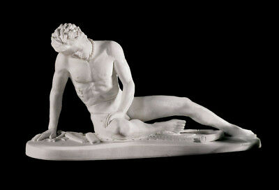 Dying Gaul sculpture by Epigonus from Pergamon Replica Reproduction