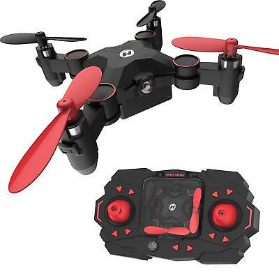 R36HW FPV RC Drone with 480P HD Wi-Fi Camera 2.4GHz 6-Axis Gyro Quadcopter NEW