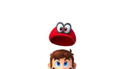 "002 Super Mario Odyssey - Action Adventure Game 42""x24"" Poster"