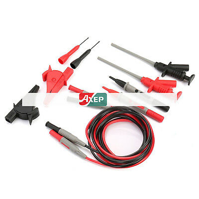 ZB-KT12 Multimeter leads Set Meter Test Probes,Electronic Professional Accessory