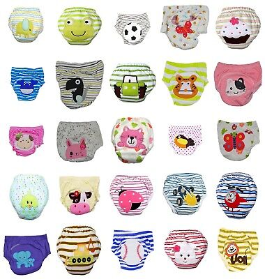 Baby Girl Baby Boy Unisex Kids Children Toddler Potty Toilet Training Pant Pants