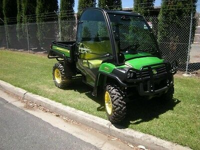 John Deere XUV855D GLASS CAB ATV