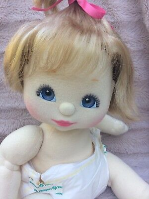 My Child Doll - US Ash Top Knot - Vibrant Makeup ~ Original Nappy ~  Gorgeous!