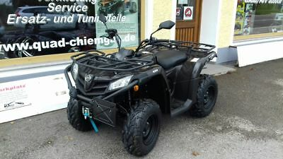 Quad/ATV CFMOTO CForce 450 S ONE Euro 4 EFI IRS 4×4 400ccm  Modell 2017