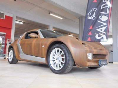 Smart roadster Cabrio 82 cv - COLORE RUGGINE -