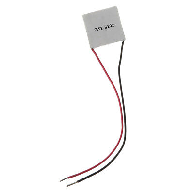 1PC TES1-3102 3.5V Heatsink Thermoelectric Cooler Peltier 15mm*15mm New