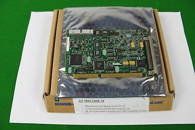 National Instruments AT-MIO-16DE-10