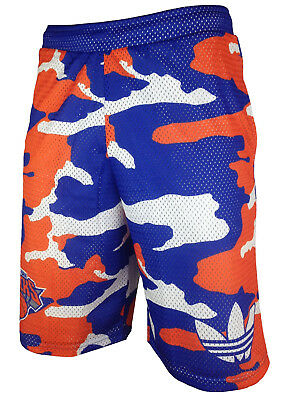Adidas NY Knicks Shorts Basketball Hose kurz Gr. XS New York Knicks