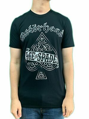 Motorhead Lemmy Ace Of Spades Unisex Official T Shirt Brand New Various Sizes